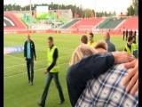 Уральские звезды футбола
