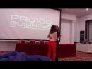 1) Мы на Презинтации и на семинаре AirBitClub в Казане