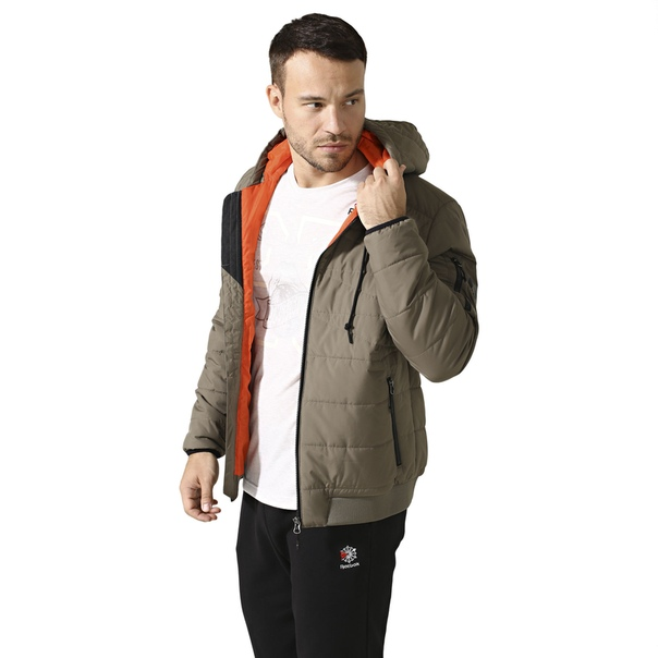 Утепленная стеганая куртка Outdoor