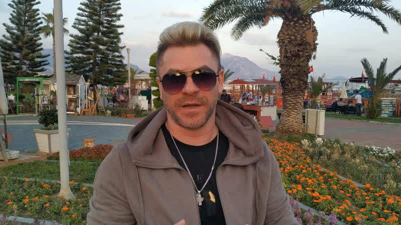 Экс солист группы «На-На» Павел Соколов