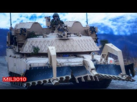 🔥 Танки Абрамс M1A1 Морской пехоты США в Норвегии / M1A1 Abrams tanks in Norway