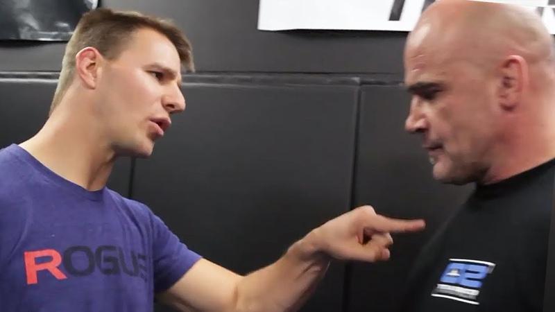 Лучший удар для драки / Как вырубить с одного удара