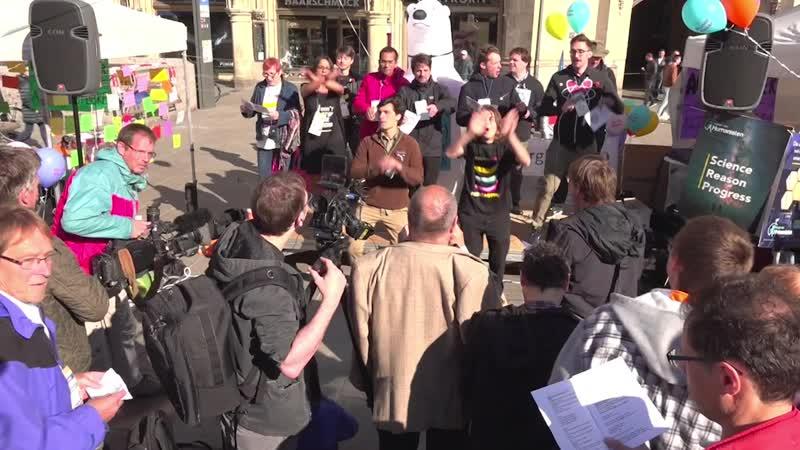 Proteste gegen Kohlekraftwerke in München