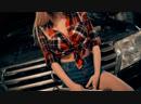 Smooth lifestyle Pin-Up Car Girls Denis Zemtsov