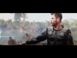 Я есть Грут, -Я есть Стив Роджерс.Грут в Ваканде. Мстители 3 война бесконечности..mp4