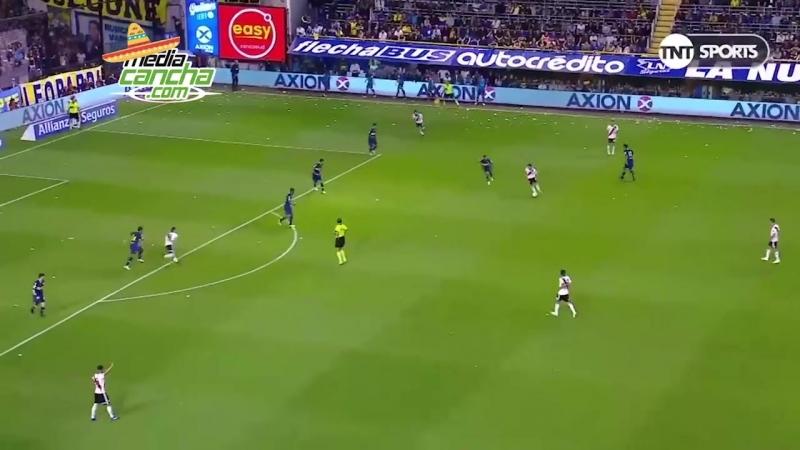 River vence a Boca en el Clásico