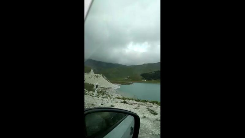Чечня, озеро Казеной-Ам