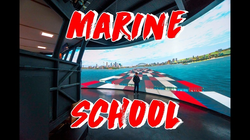 Marine School Tour - COOL AF TOYS!! showcase Naval Architecture, Deck, Engineering Marine Biology
