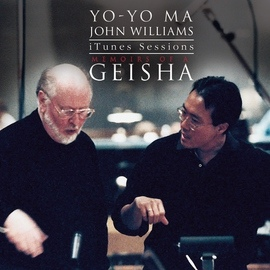 John Williams альбом Memoirs of a Geisha - Live Sessions (iTunes Exclusive)