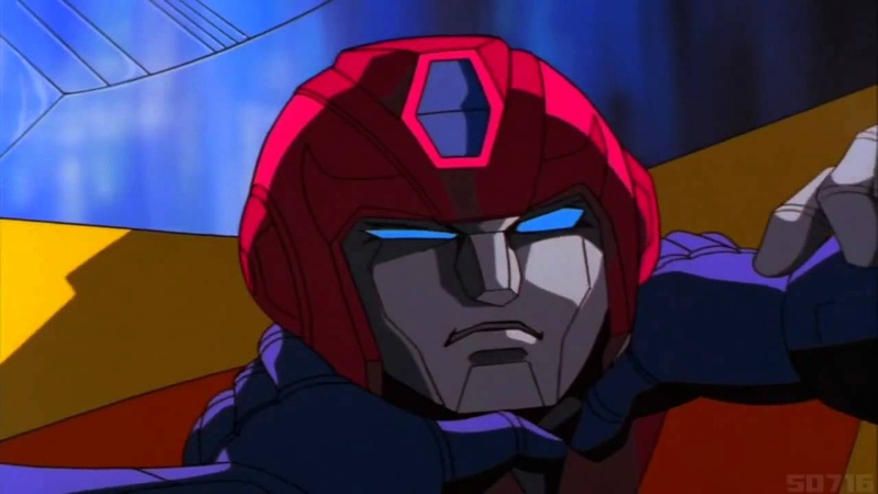 Transformers G1 The Movie Hot Rod/Rodimus Prime vs Galvatron