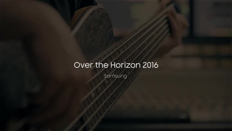 Over the Horizon 2016- Samsung Galaxy Brand Sound by Dirty Loops
