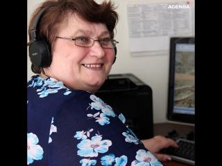 Бабушка-геймерша