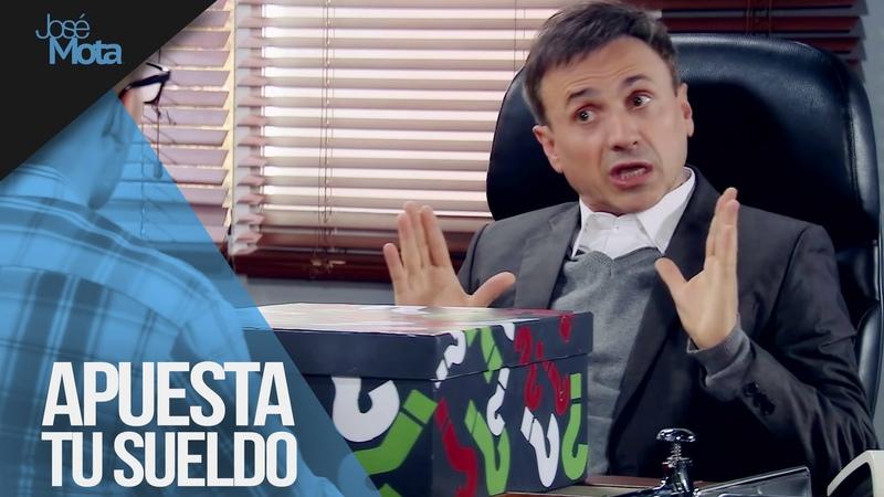El jefe y la caja sorpresa José Mota presenta