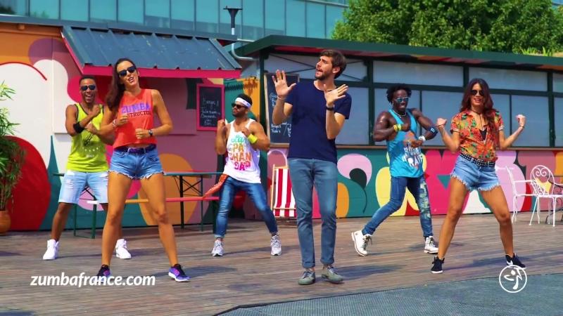 """LA CINTURA"" - Alvaro Soler ⁄ Zumba® choreo by Alix ZumbaFrance team"