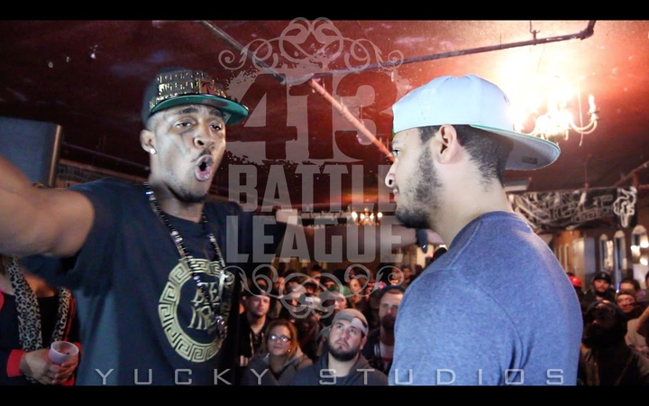413 Battle League Daylyt vs Uno Lavoz hosted by Lush One