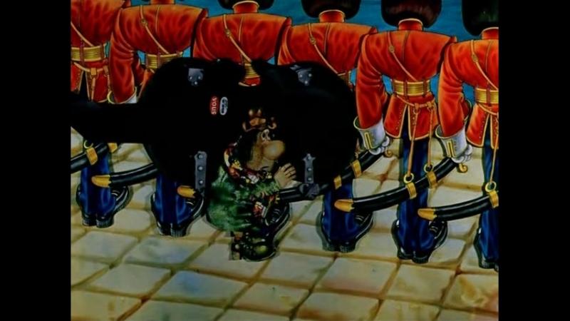 03 Приключения капитана Врунгеля