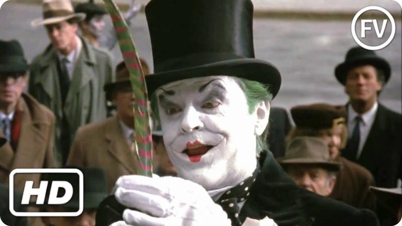 Batman (1989) - Time to Pay the Check Scene HD | FilmVerse