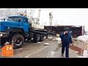 Поезд сбил грузовик у Березняков | Происшествия | ТВР24 | Сергиево-Посадский район