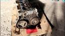 Обрыв ремня ГРМ загнуло клапана снимаю головку 2часть Peugeot 407 1 8 Пежо 407 2005 года