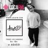 AGASSI @ SHOWCASE 96 LOCA FM IBIZA