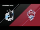HIGHLIGHTS: Minnesota United FC vs. Colorado Rapids | October 13, 2018