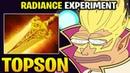 TOPSON INVOKER RADIANCE Experiment Item Build