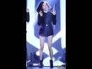 180506 CLC 씨엘씨 예은 BLACK DRESS 블랙드레스 [직캠⁄Fancam] @ 양구 K-POP 평화콘서트 by 까리뽕삼