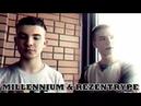 Rezentrype Millennium дали свой первый совместный концерт!