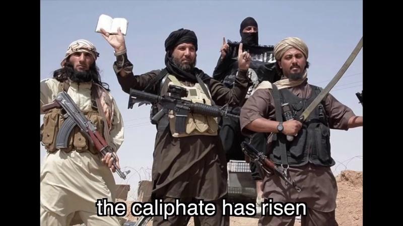 Isis Isis baby ( Vanilla Ice Parady) Rucka Rucka Ali