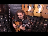Conde Hermanos 1953 Paco De Lucia re-edition Guitar Bulerias by Alejandro