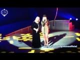 Наталия ГУЛЬКИНА и Елена КОНДУЛАЙНЕН - Кабы нас с тобой (Театр Луны 12.04.2013)