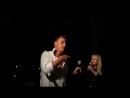 Албена, 27.08.18, к Дню Кино..песня Поцелуй, муз и сл. Е.Кондулайнен, исп. дуэт КОКОН.
