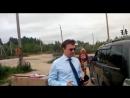 Голодовка против мусорной свалки в Сычевских карьерах