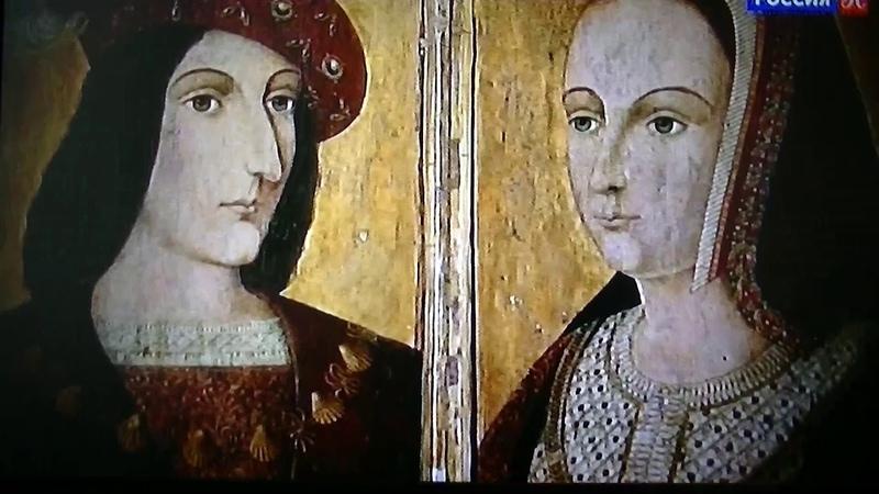Маленькие секреты великих картин Неизвестный мастер Дама с единорогом XV век