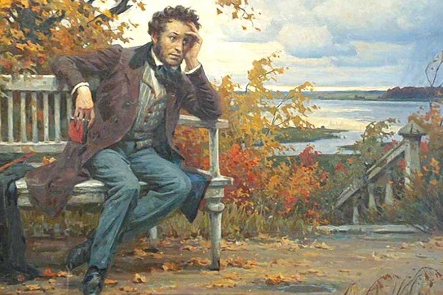 Спектакль по произведению Пушкина дали в библиотеке на Башиловской