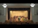 Академический хор Ad libitum ХНУ имени В Н Каразина спиричуэл Deep river
