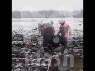 Следователи выяснили, почему в 2016-м в ростовском аэропорту упал боинг FlyDubai