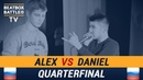 *danielbbx Daniel *id50031925 Alex *beatboxbattletv Beatbox Battle Tv Wabbpost Quarterfinal Russian Beatbox Battle 2018