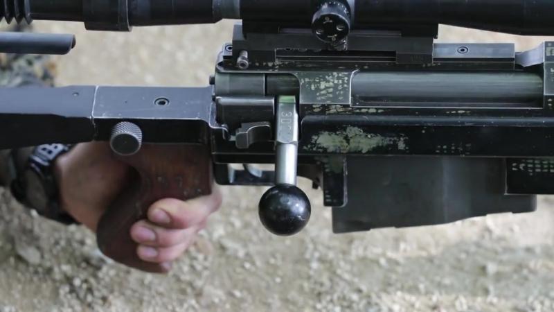 Preparation pour challenge des tireurs delite du 2REP au camp de Caylus