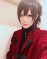 "ZIN on Instagram: ""Gothic Nightありがとうございました!メンバーに着てもらった衣装でチェキを撮ったんだけど、この衣装とても暑かった…"""