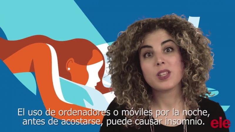 Agencia ELE - Vídeo 6 - Tecnoenfermedades - subtitulado