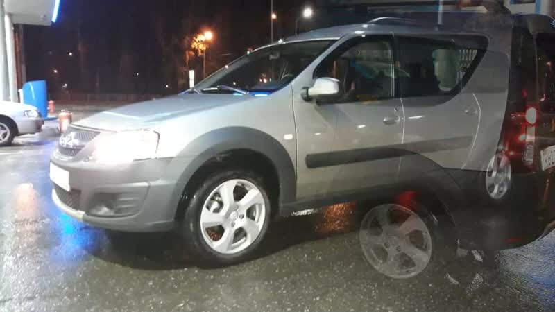 Кузовной ремонт Новосибирск LADA Largus