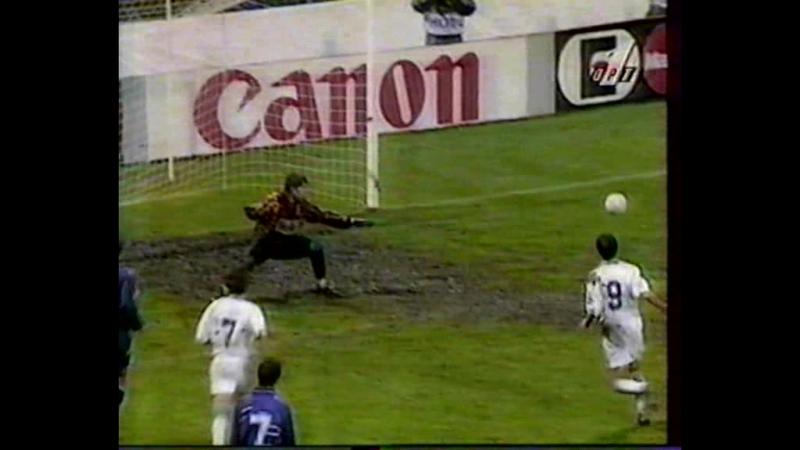 60 CL-1995/1996 Ferencvárosi TC - Real Madrid 1:1 (01.11.1995) HL