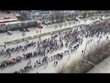 Бессмертный пол. Ульяновск . Новый город. 09.05.18 https://vk.com/new_ulyanovsk