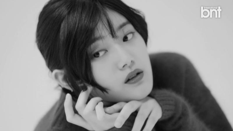 [bnt영상] 가수 민서 화보