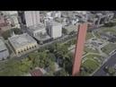 Mexico I Macroplaza Monterrey Mexico Drone footage