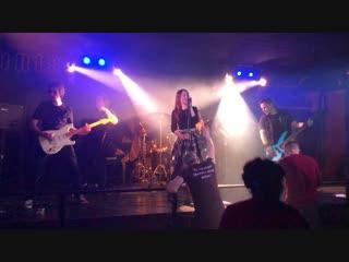 Anna D'Ark - Little Earth (live in Vologda, 08.12.18)