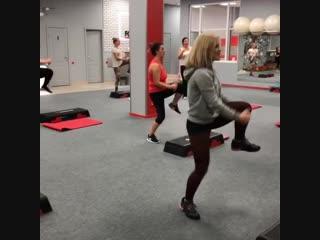 Фитнес в