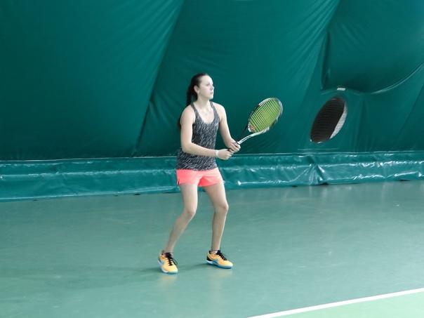 Открытый Кубок Города Томска по теннису 2017 года. 4 этап. ДЮ17