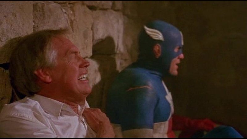 КАПИТАН АМЕРИКА. / Captain America. (1990)